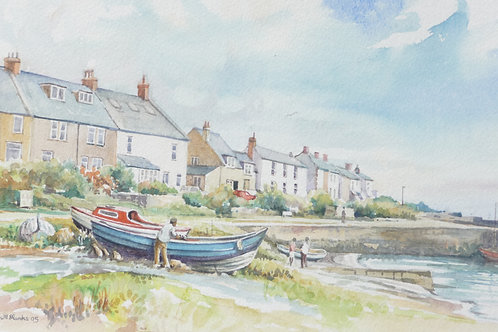 Craster 'The Little Fishing Village'