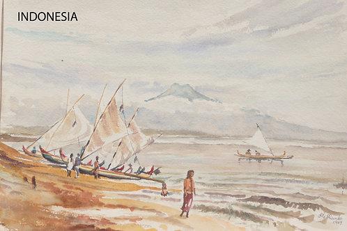 Java Coast, 1968