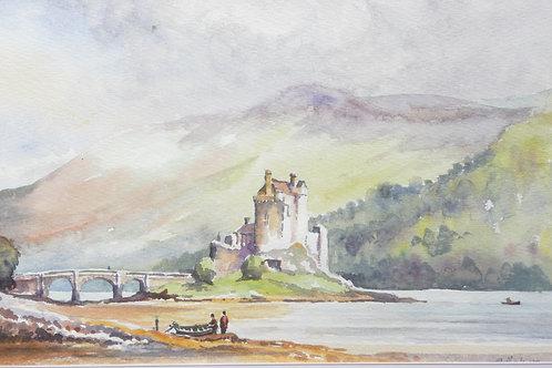 Eilean Donan Castle, near Dornie, 1993