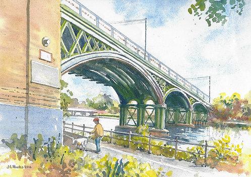 GNR River Nene Viaduct