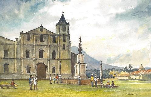 San Pablo Church, 1975