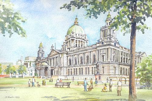 Belfast City Hall, 2015