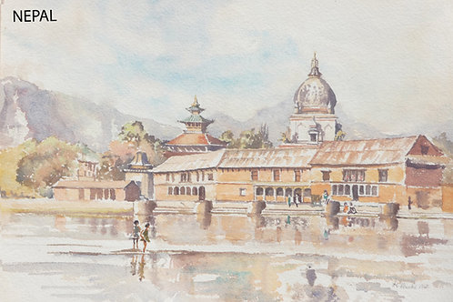 Kathmandu, 1968