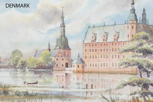 Frederiksborg Castle, 1961