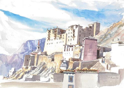 The Leh Palace, Leh, Ladakh