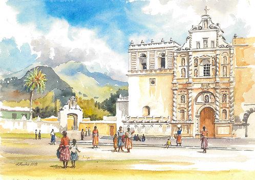 Antigua, 1975