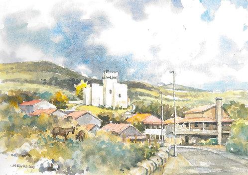 Castelo de Monterrei, 2019