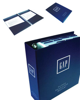 GAP HR Manual and Employee Handbook. Also produced on DVD and online