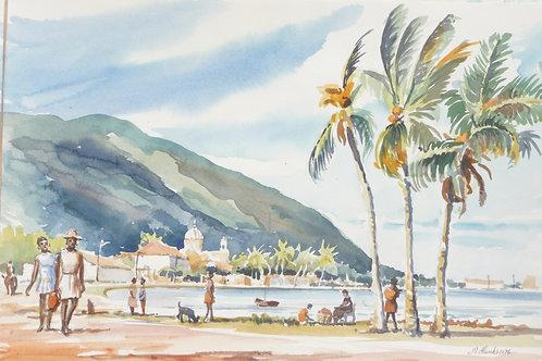 Cap Haitian, 1976