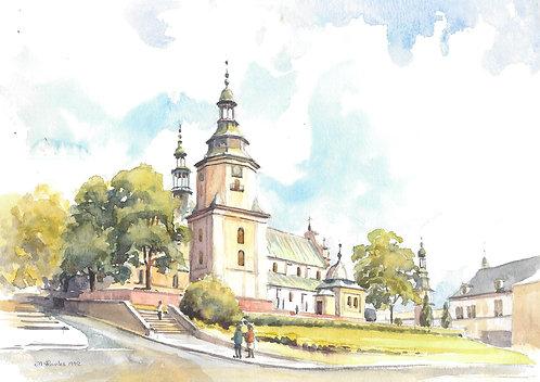 Kielce, 1992
