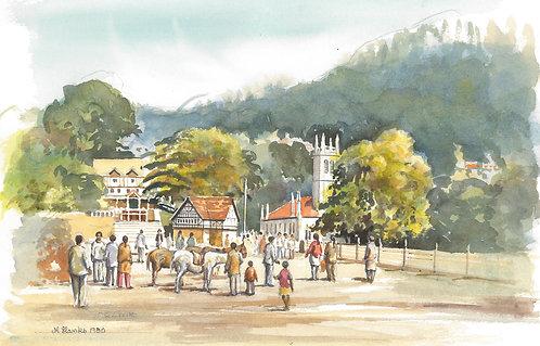 Shimla Hill Station