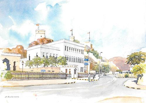 Muscat, 2002