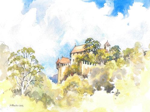 Runkelstein Castle near Bolzano, 2013