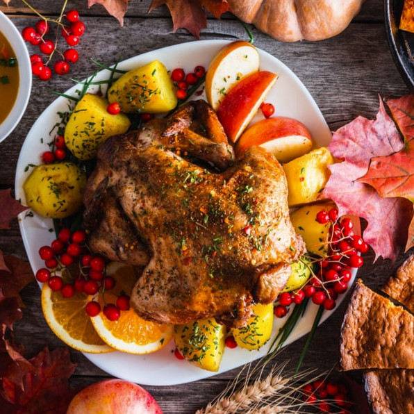 Thanksgiving at Small Batch Local Kitchen