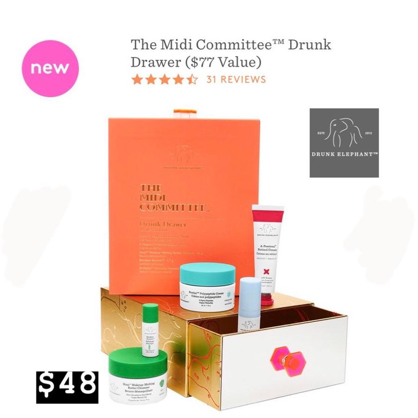 Drunk Elephant - The Midi Committee