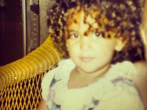 A Girl & Her Curls...