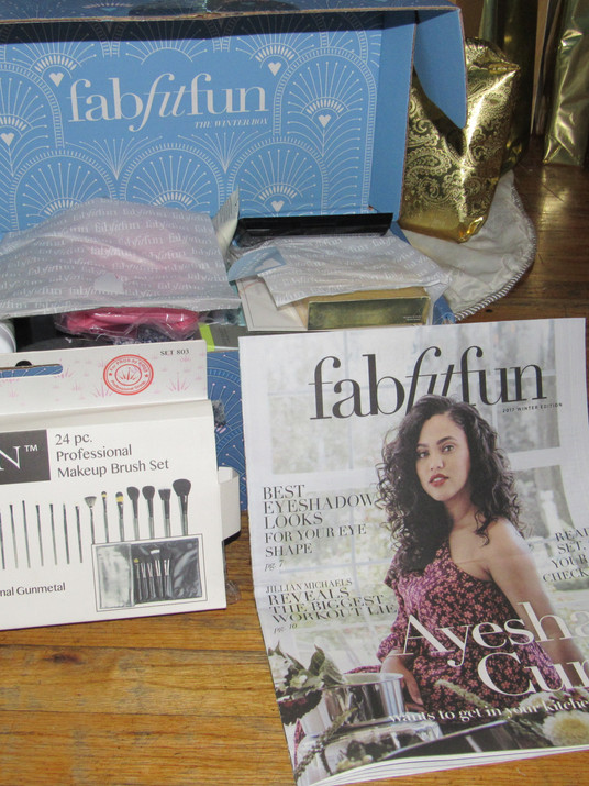 FabFitFun Box Review