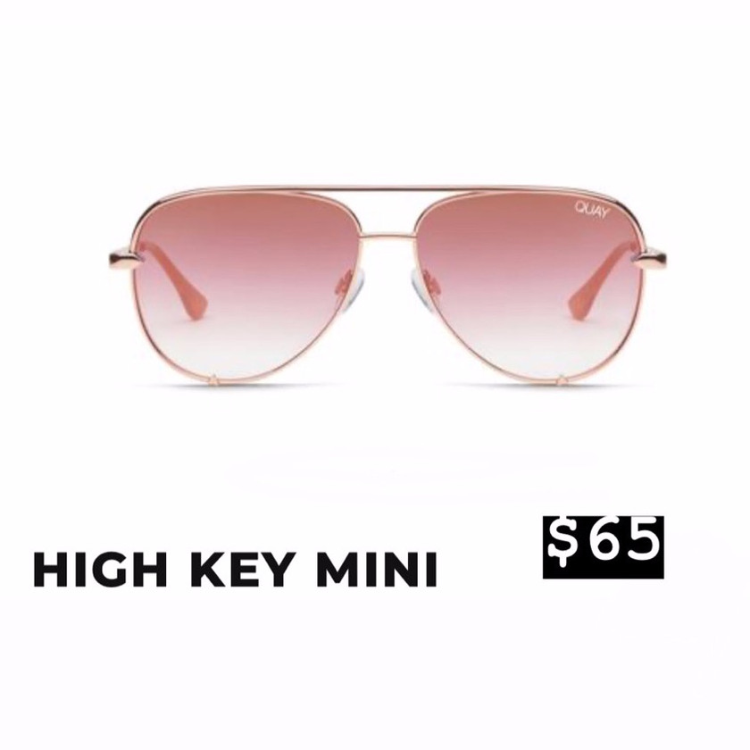 QUAY- High Key Mini