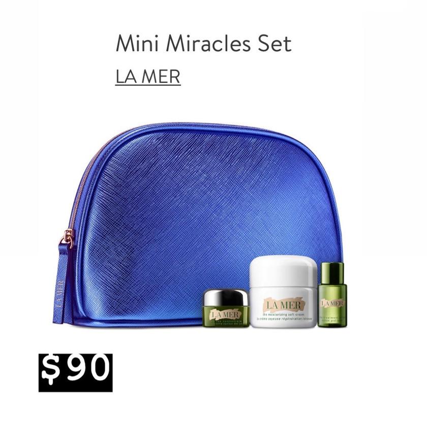 LaMer- Mini Miracles Set