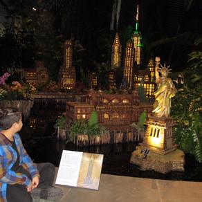 New York Botanical Garden: Holiday Train Show