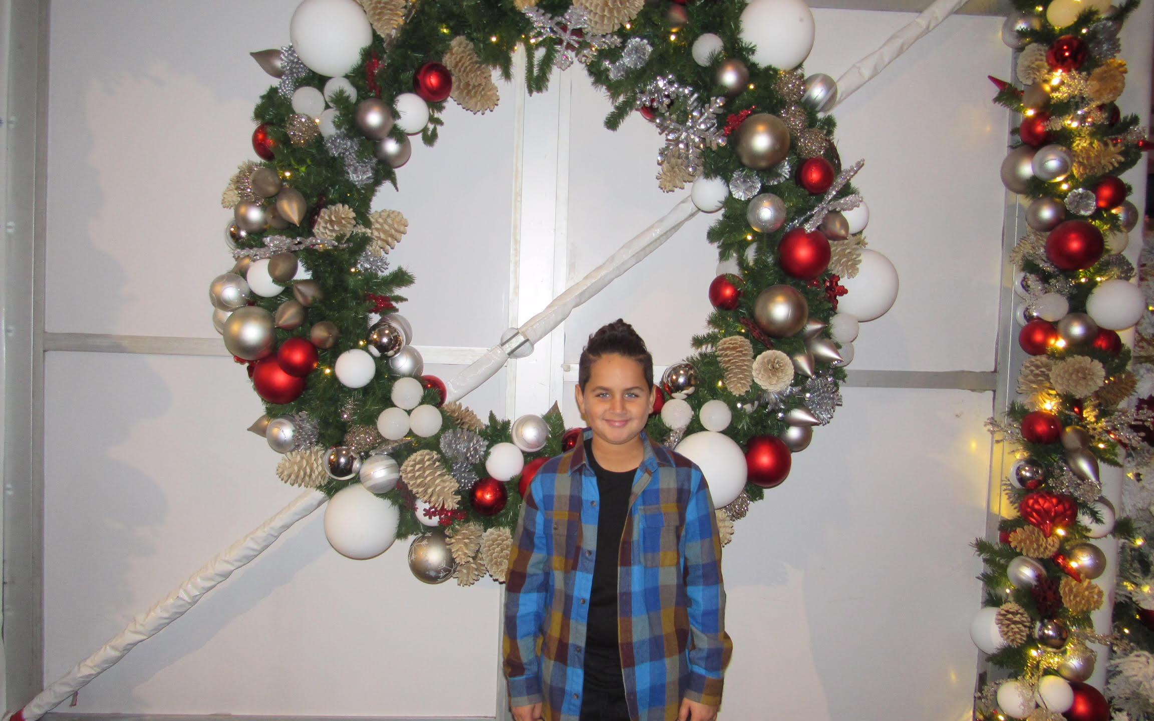 Happy Holidays from Jayden!