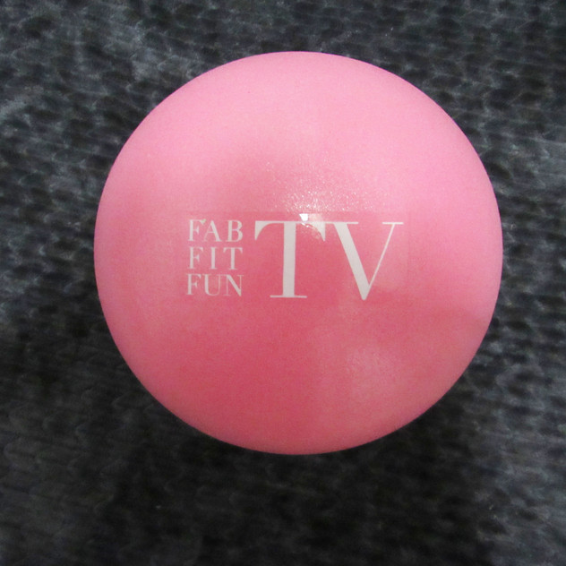 FFFTV fitness Ball, as an account member you also get access to different work out videos to go with this fitness ball. Stepping into 2018 all fit'n what not.