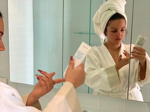 Skincare:  Nighttime Routine