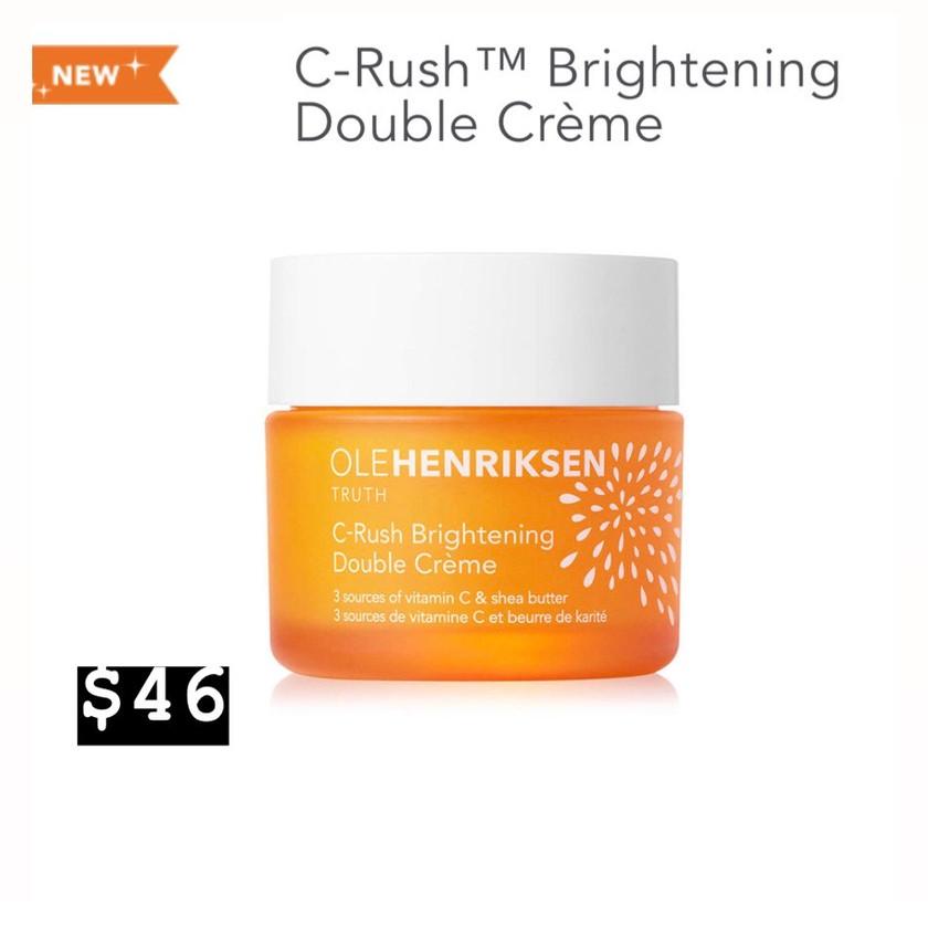 OleHenriksen C-Rush Brightening Double Creme