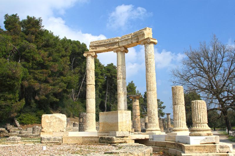 Voyage religieux grèce
