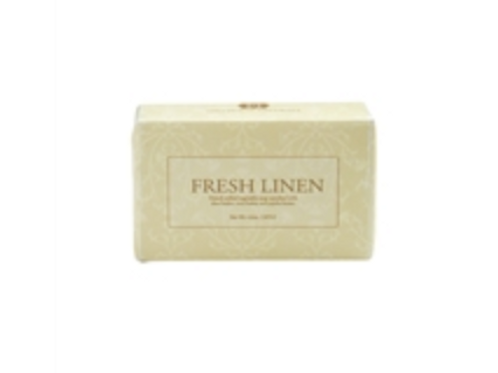 Fresh Linen Milled Bar Soap (6.6 oz.)