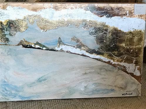 30A Coastline Art by Julie Blackwell