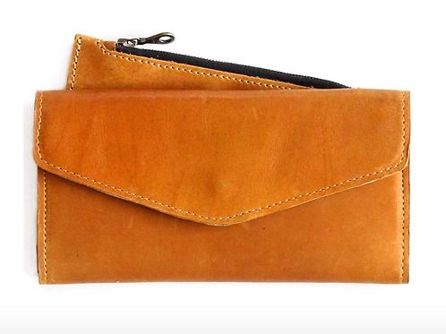 Hailu Leather Wallet
