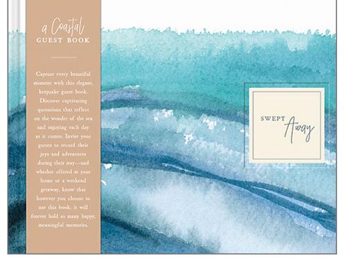 Swept Away - A Coastal Guest Book