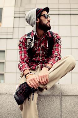 male portrait photography
