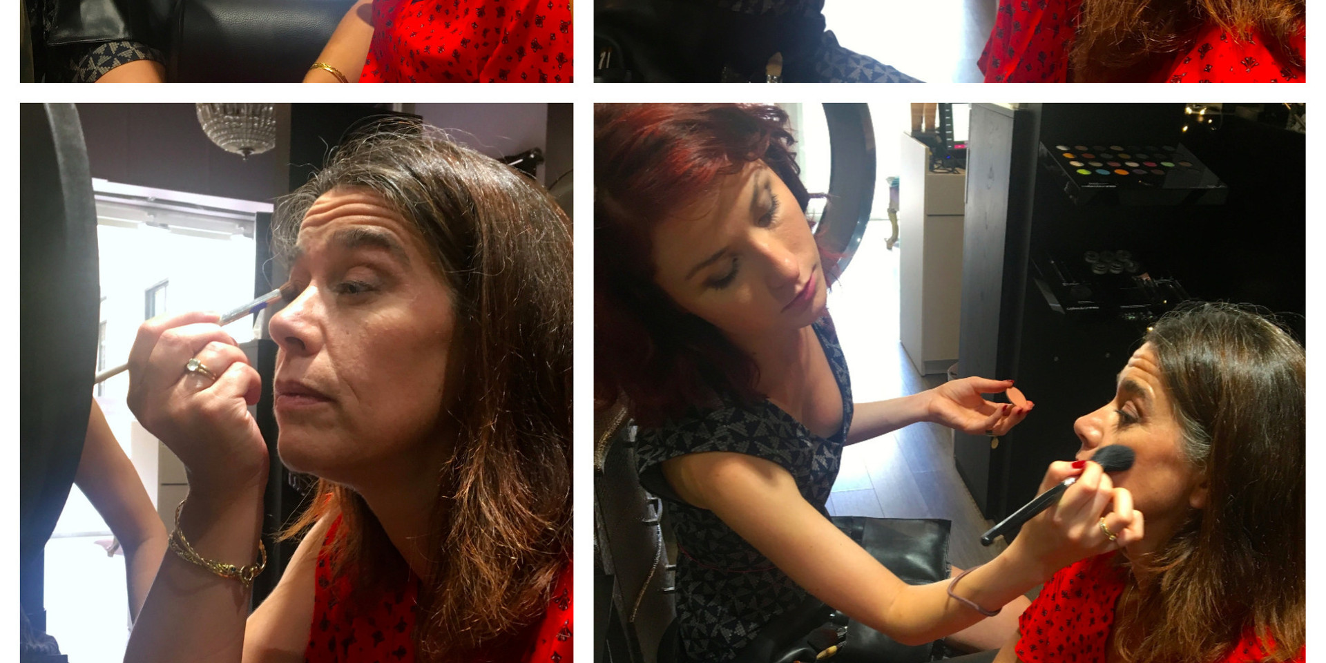Relooking maquillage Bordeaux