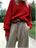 Le pull oversize chic ou décontracte ?