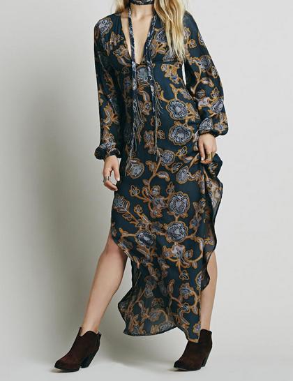la robe bohême