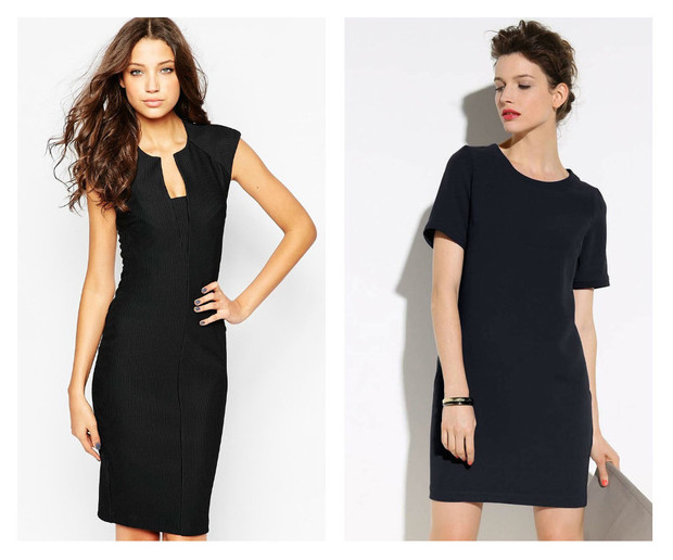 Extrêmement Quelle petite robe noire est faite pour vous ? | Conseils de brune  WW68
