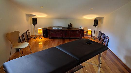 Massage Treatment Room  Cockatoo 2018