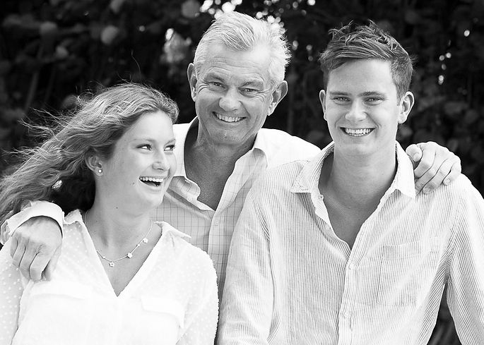 Black and white photography-Family portraits-Janie Critchley