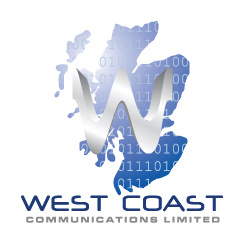 West Coast Communications Logo