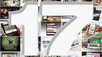 Celebrating 17 of creative marcom!