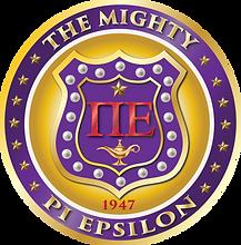 Pi Epsilon shield.png