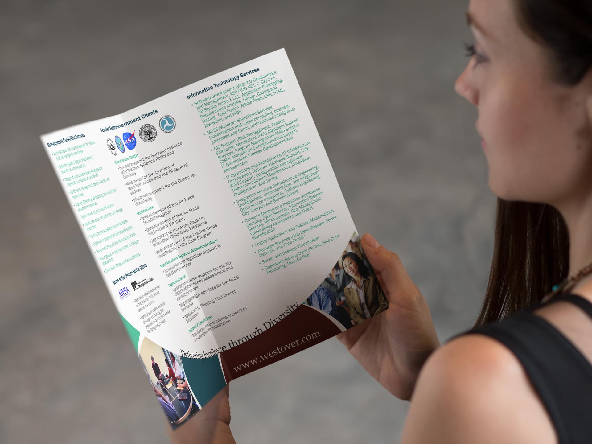 Westover Consultants Brochure