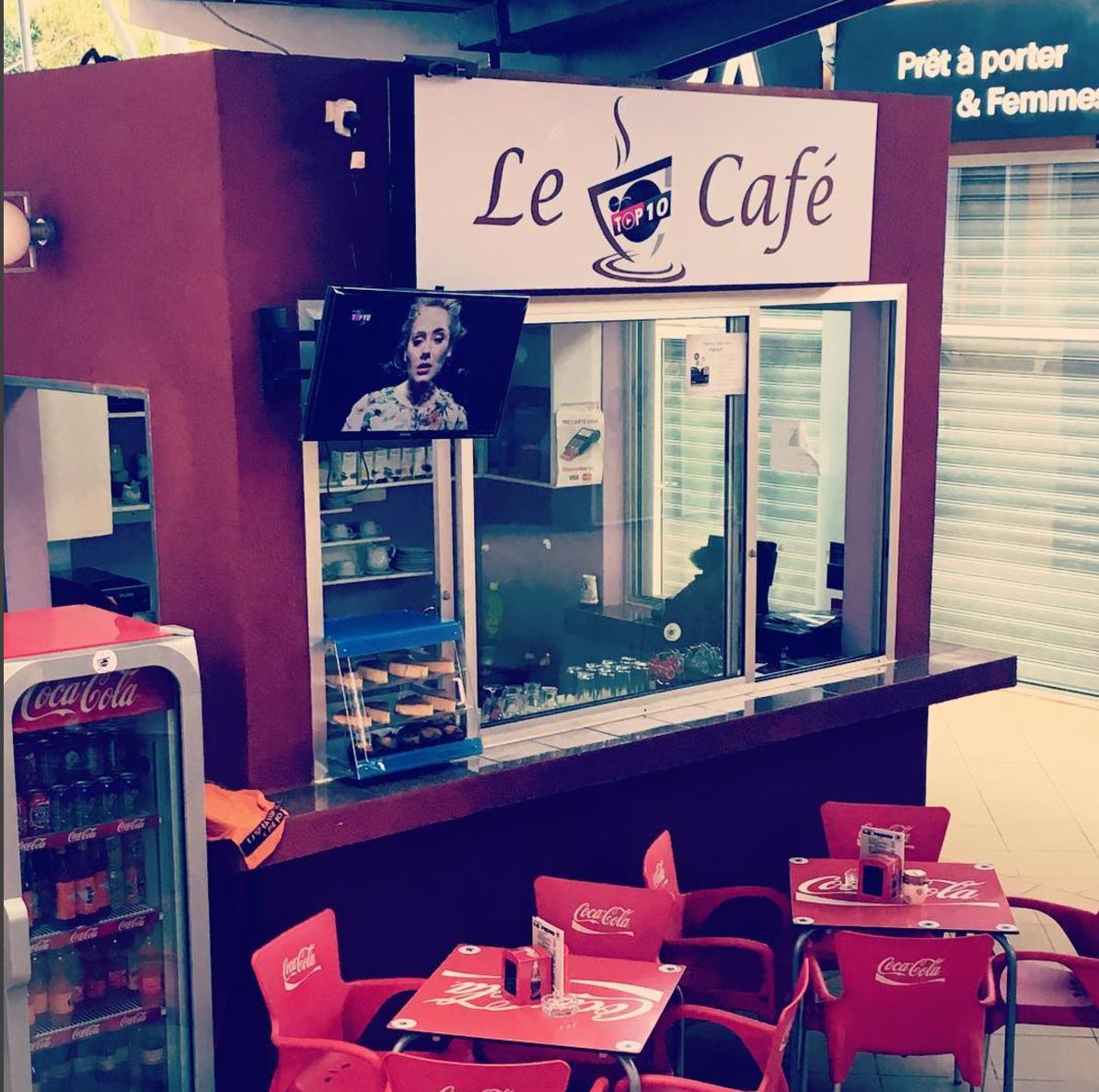 Top 10 Café by Diaka