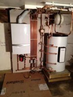 Boiler installation NPS