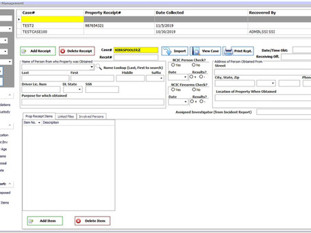 Featured Module:  InterOp Evidence Management