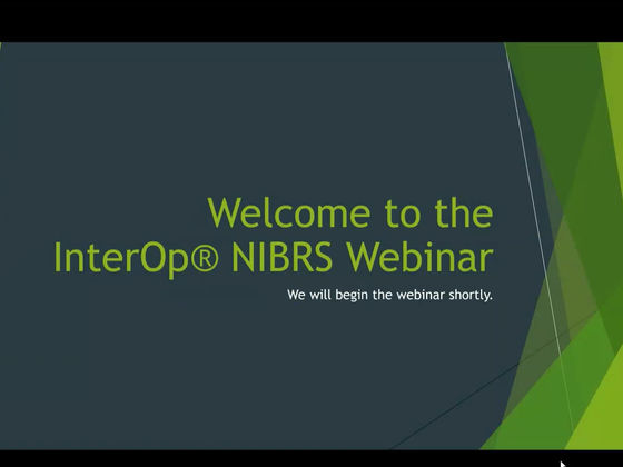 InterOp NIBRS Refresher Follow Up