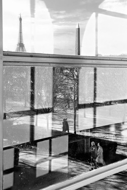 Tour Eiffel et Concorde