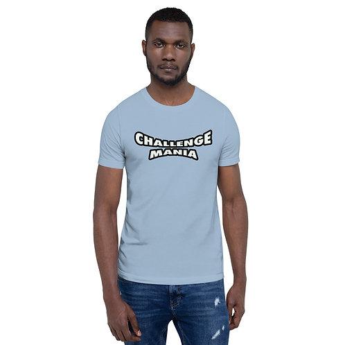 Men's Short-Sleeve T-Shirt White Weathered